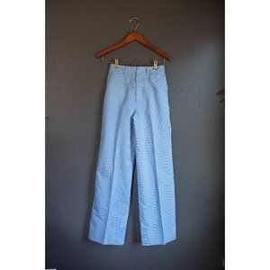 Vintage 60's? Brooks Brothers Checkered Trousers